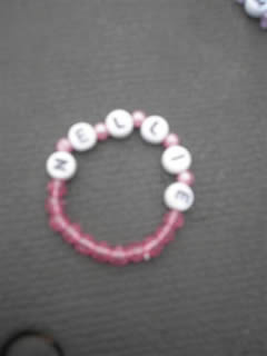 American Girl Personalized Bracelet