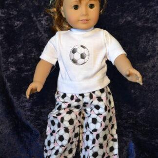 Soccer PJ Set