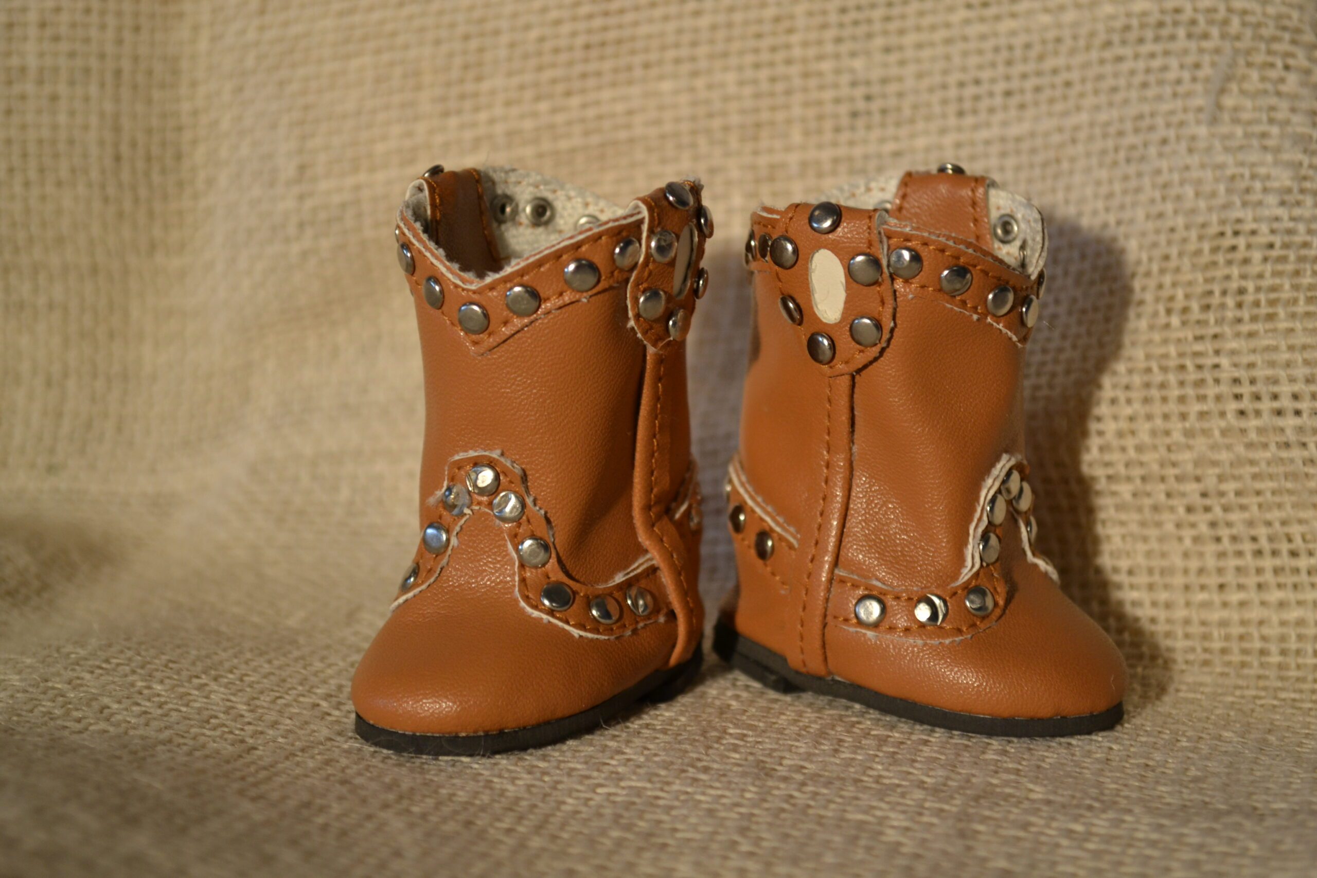Wellie Wisher Tan Western Boots